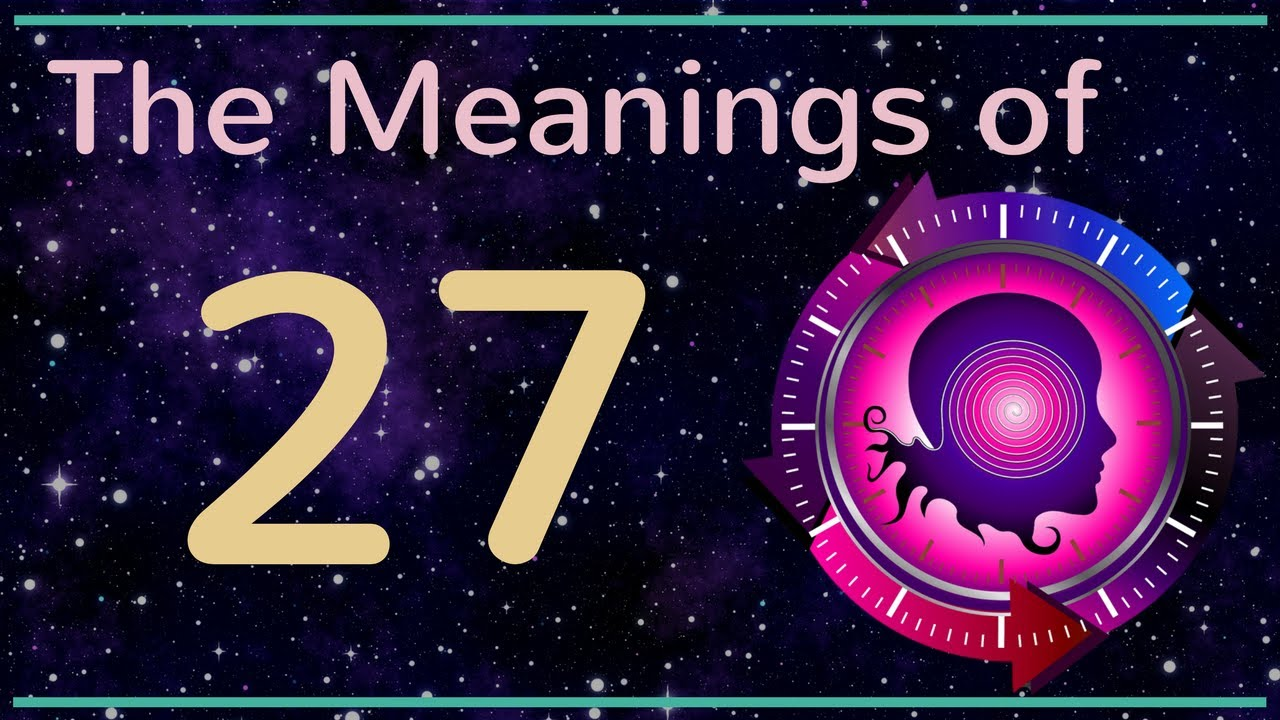 27 day in numerology