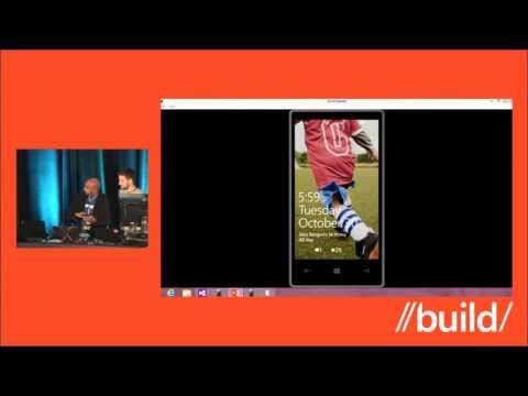 Build 2012 Windows Phone 8 In App Purchase & Developer Center