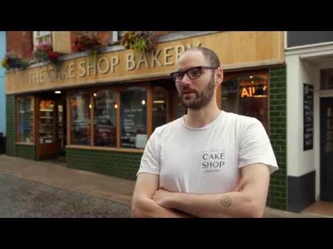 Suffollk Producer The Cake Shop Woodbridge featuring The Tide Mill Woodbridge