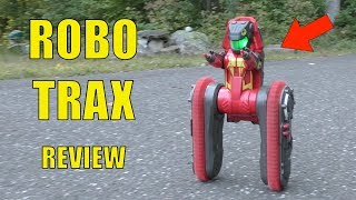Air Hogs ROBO TRAX Full Review, Tank That Transforms To Robot