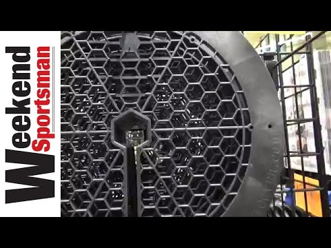 Ice Fishing House Hole Cover By Catch Cover | Weekend Sportsman | #CatchCover