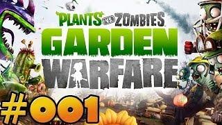 Let's Play Plants vs. Zombies: Garden Warfare #001 [Deutsch][XboxOne]