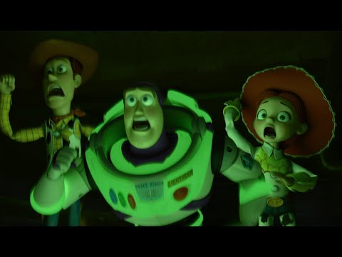 Toy Story of Terror! trailers