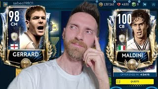 WALCZĘ O ICONE!!! FINAL CHAMPIONS LEAGUE FIFA MOBILE 19