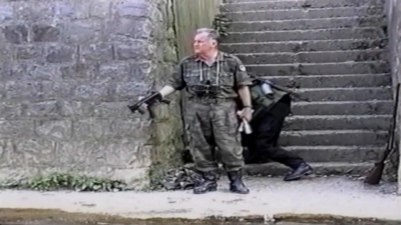 UN rights chief welcomes conviction of Ratko Mladic