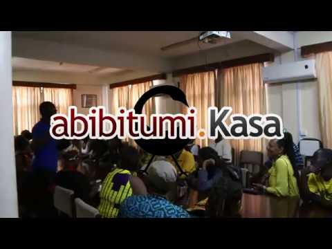 Dr. Ọbádélé Kambon discussion with HABESHA youth