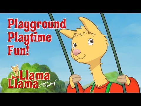 Llama Llama Playground