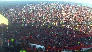 Salida de Tijuana en el Estadio Caliente vs. Atlético Mineiro