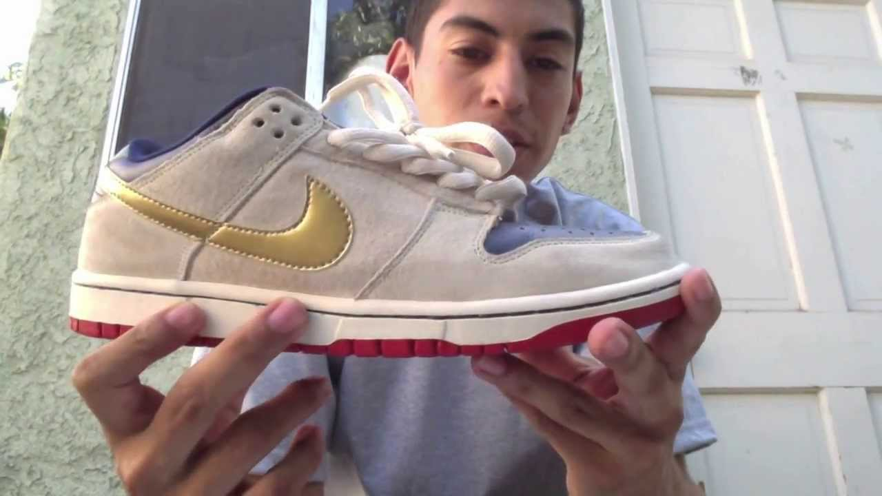 official photos 3e041 0c464 Nike SB Dunk Low Pro Old Spice
