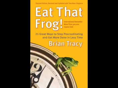Eat That Frog Audiobook summary
