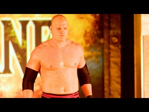 Kane returns to Raw to compete in a Battle Royal: Raw, October 17, 2005