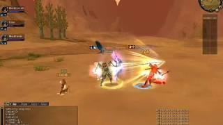 80:80 hybrid archer pvp