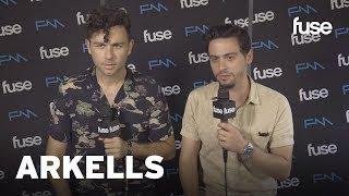 arkells explain how they got drakes dad in their new video