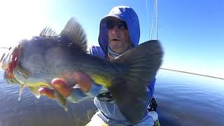 Cold Day Hot Fishing, Fellsmere Reservoir