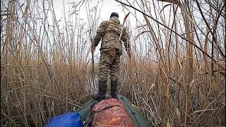 Я хотел заночевать и поймать щуку Рыбалка и приключения зимой Разведка по щучьим местам