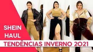 TENDÊNCIAS INVERNO 2021 NA SHEIN! - Adriana Alfaro - Fashion Frisson screenshot 2