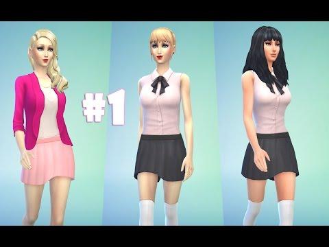 The Sims 4 - Mean Girls Challenge - Bölüm 1