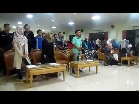 Persiapan Pamong Ospek Merdeka UM Purwokerto 2016