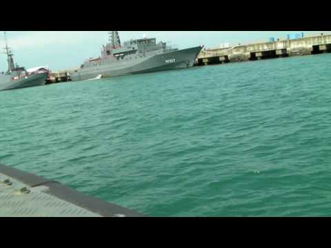 Navy Openhouse - Boat Ride @ Changi Naval Base