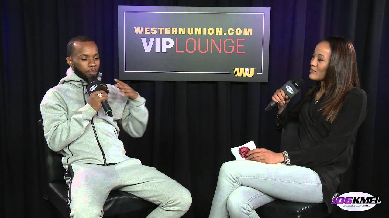 Tory Lanez on 90s Music, Touring & 2016 Debut Album | VIP Lounge Interview