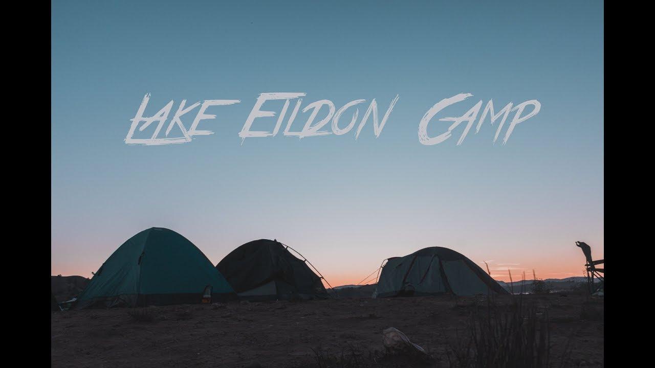 Camping - Lake Eildon, Victoria, Australia - YouTube