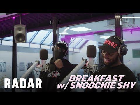 RV & Headie One on Breakfast w/ Snoochie Shy (Freestyle + Interview)