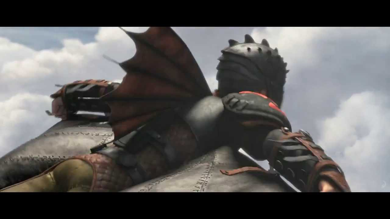 Cómo entrenar a tu Dragón 2 - YouTube