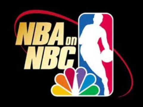 NBA On NBC Theme 1991-2002