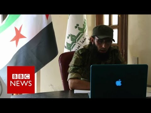 What is going to end this war? BBC News
