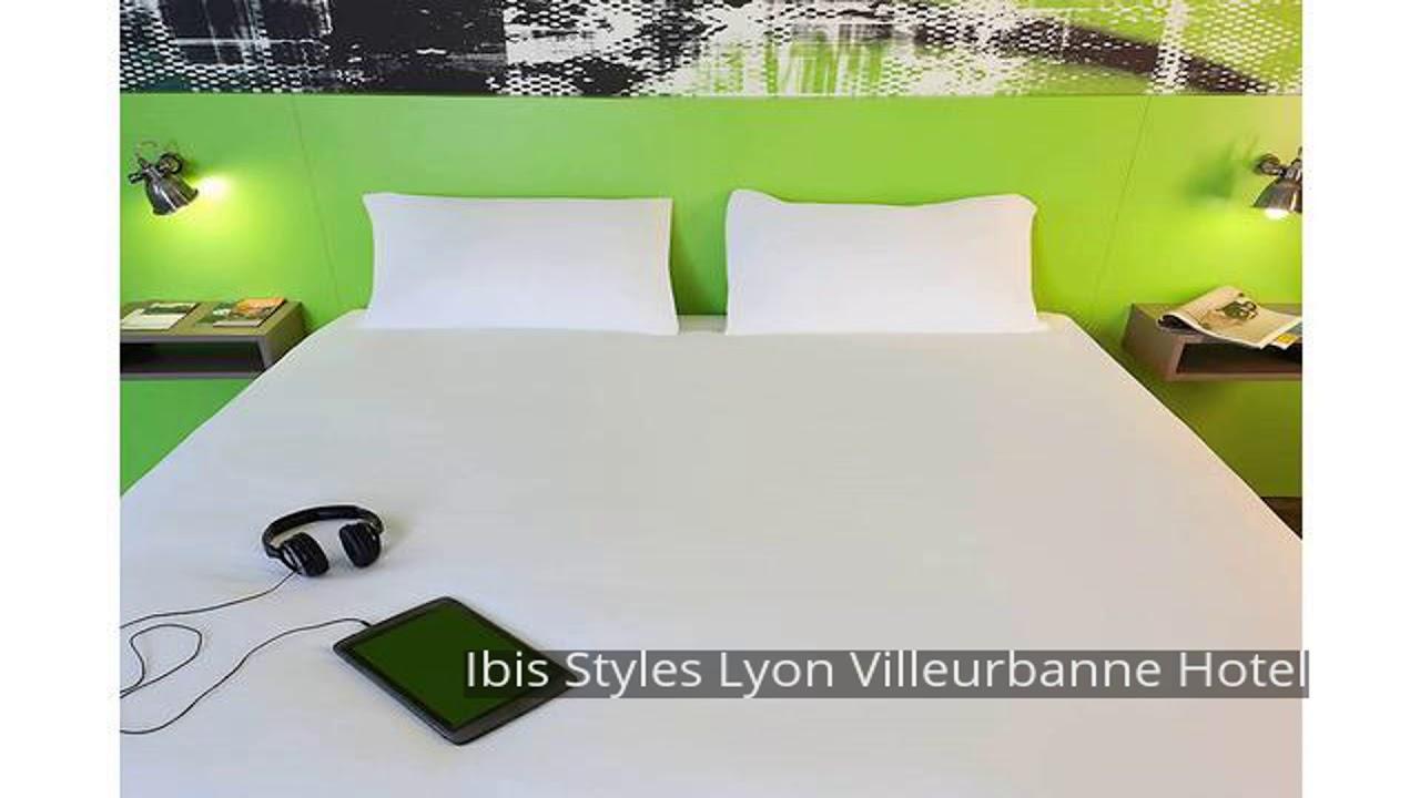 Ibis Styles Lyon Villeurbanne Hotel