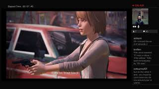 PS4 Gaming: Life Is Strange Episode 3, Part 1