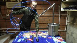 Сборка самогонного аппарата (петрович 2)