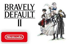 BRAVELY DEFAULT II - Embark on your Journey - Nintendo Switch