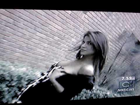 CATALINA DENIS EN CANAL RCN TV