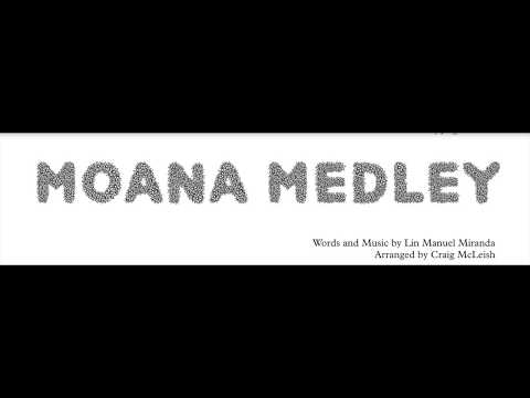 Moana Medley - AYV 2019