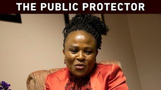 EWN's Clement Manyathela sat down with Public Protector Busisiwe Mkhwebane in an exclusive wide-ranging interview.