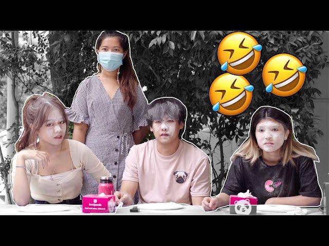ខ្ញុំសងសឹក បងSna, Lin , Jennie 🤣 || TovSrok05