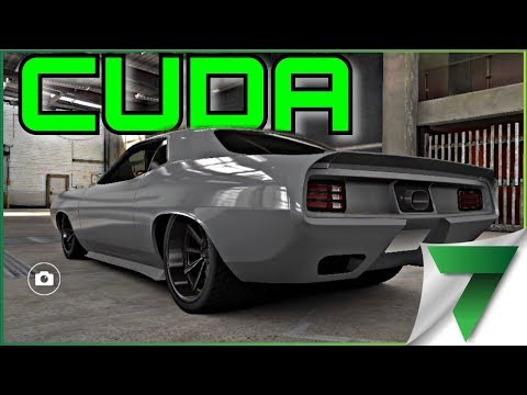 WE GOT THE CUDA TorC!! |  CSR Racing 2