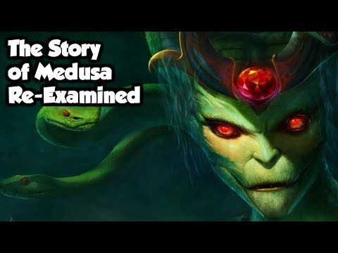 Revisiting The Story Of Medusa & The 50,000 Subscriber Giveaway  Greek Mythology Explained