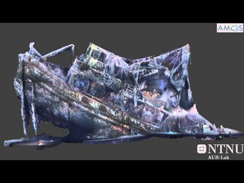M/S Herkules Underwater Photogrammetry