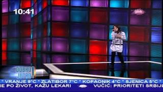 Andjela Dzaferovic - Minus i Plus (Jutarnji Program TV Pink)