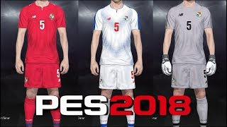 02a6651b9cd Pes 2018 World Cup Kits Ps4