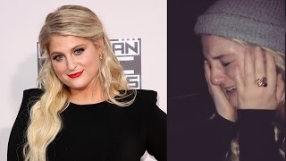 Meghan Trainor Bursts Into TEARS Over Brother's Christmas Surprise