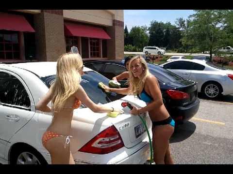Twin Peaks Omaha Bikini Car Wash - YouTube