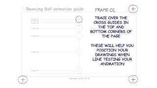 Learn 2 Animate - Learn to animate a Bouncing Ball