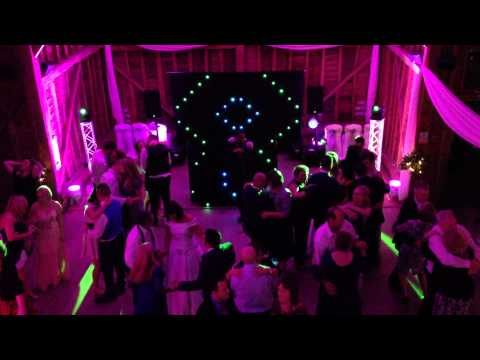 Wedding at Tewinbury Farm Hertford (Last Dance) www.herts-events.co.uk