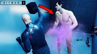 FINDING THE MOST BRUTAL & FUNNY ELIMINATIONS IN HITMAN | Hitman 2 #1