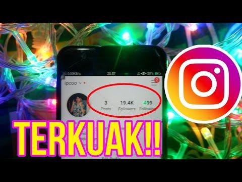 Cara Menambah Followers Instagram Indonesia Terbaru 2020