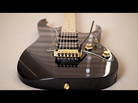 Ibanez RG550 Demo + DiMarzio PAF Master Set Pickups