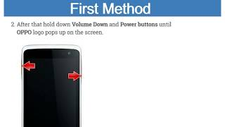 Hard Reset OPPO R821T Find Muse